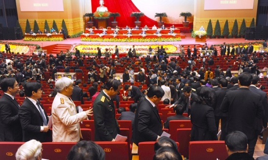 VIETNAM-POLITICS-VCP-CONGRESS